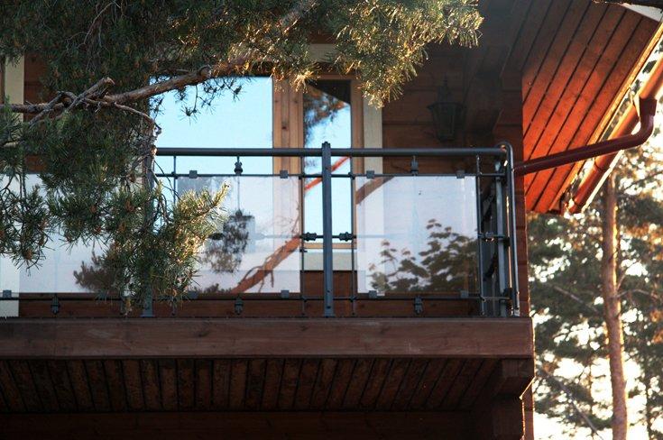 Кованые ограждения, перила, ограды: для лестниц, балконов на.