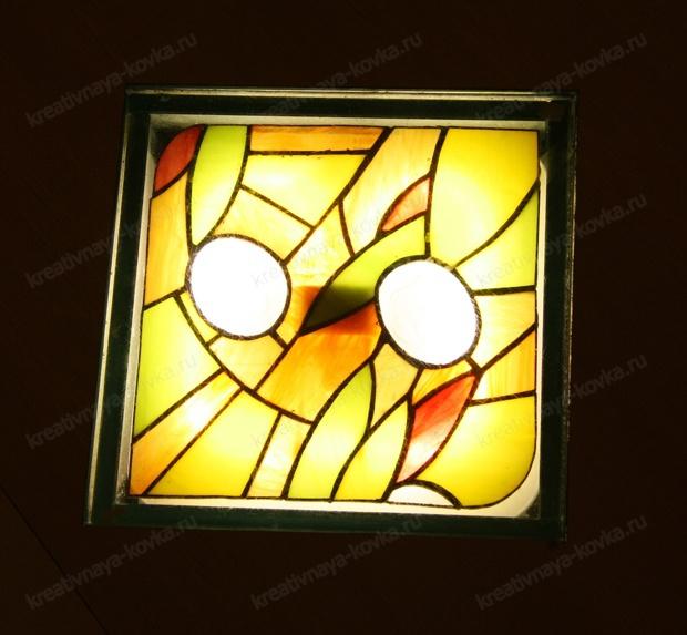 Кованые осветительные приборы